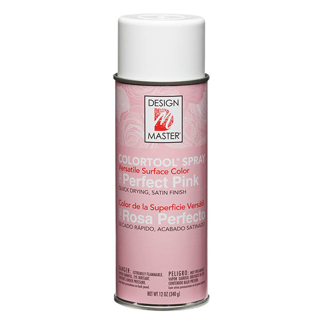 Design Master Spray Perfect Pink