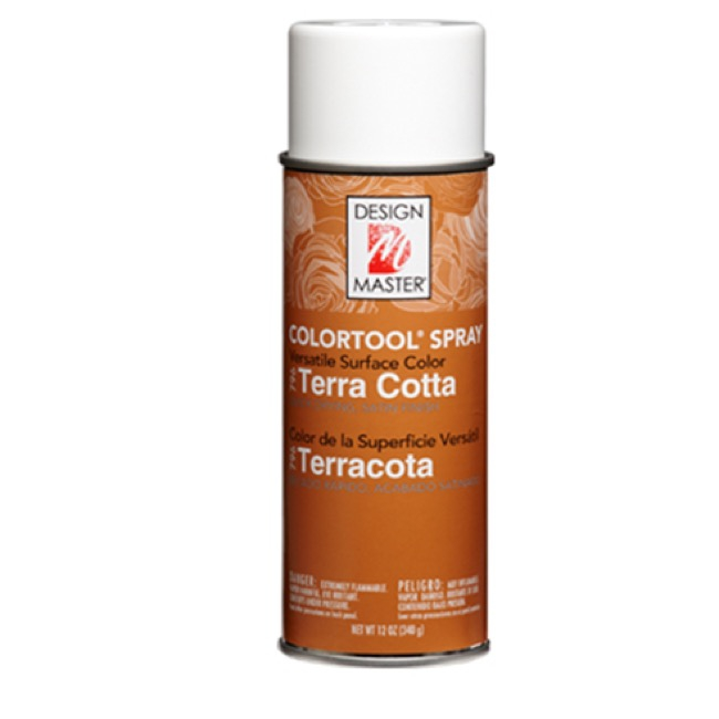 Colourtools - Design Master Spray Paint Colortools Terracotta (340g)