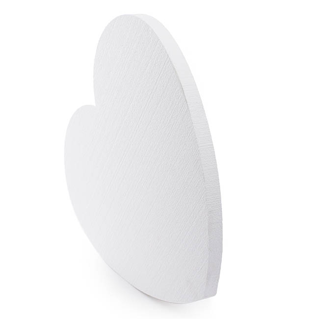 Other Polystyrene Shapes - Polystyrene Heart Solid 36