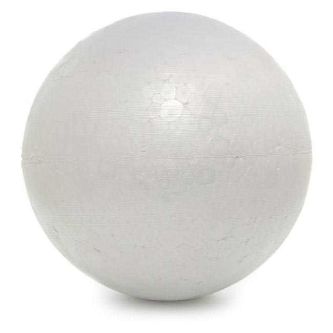 Polystyrene Ball Pack 1 (200mm)