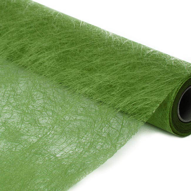 Nonwoven Spider Roll Olive (60cmx10m)