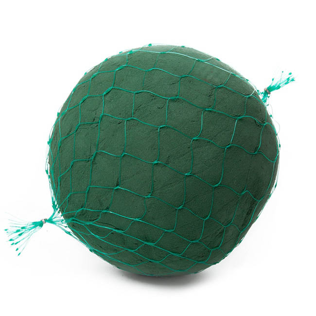 Oasis IDEAL Floral Foam Netted Sphere (22cm)