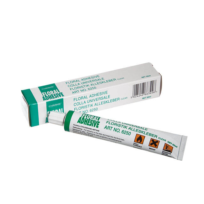 Floral Adhesive Cold Glue tube Oasis - Clear 50ml