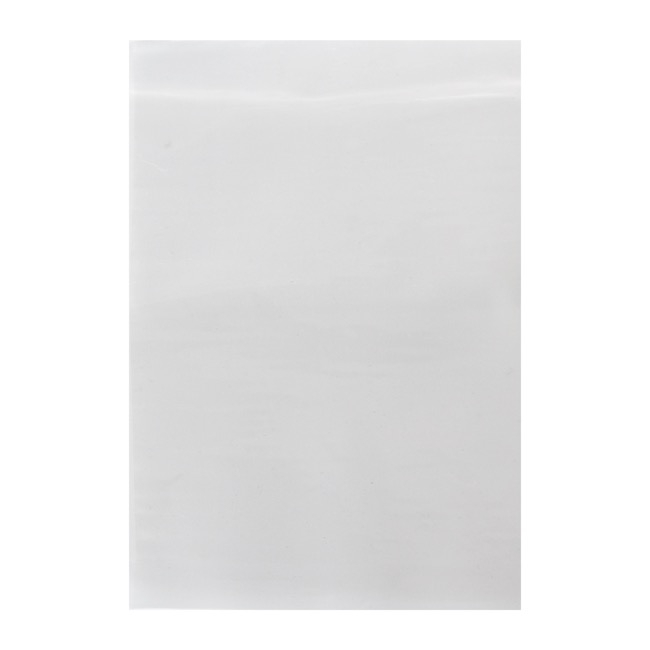 Cello Bags - Cello Hamper Bag Sealed Jumbo Clear 35mic Pk50 (76x101cmH)