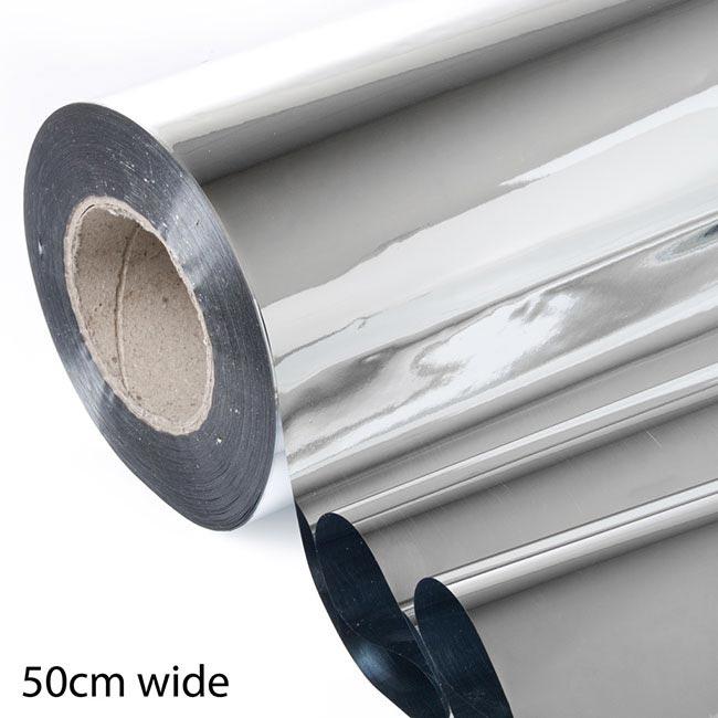 Silver Roll 35 Micron 50cmx300m