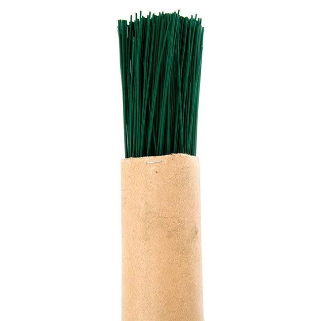 Florist Wires - Premium Green Wire 9