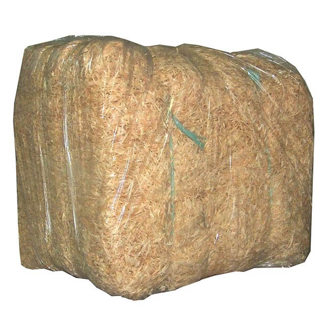 Wood Wool Shred - Wood Wool approx 10kg Bail (3mm Thick)