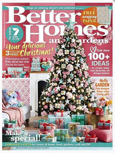 Better Homes and Gardens Christmas 2016